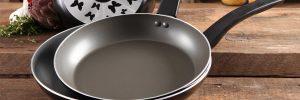 Een goede koekenpan is niet duur: een stalen pan kopen