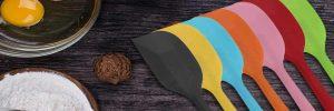 Spatels die je pan niet beschadigen? Kies voor siliconen?