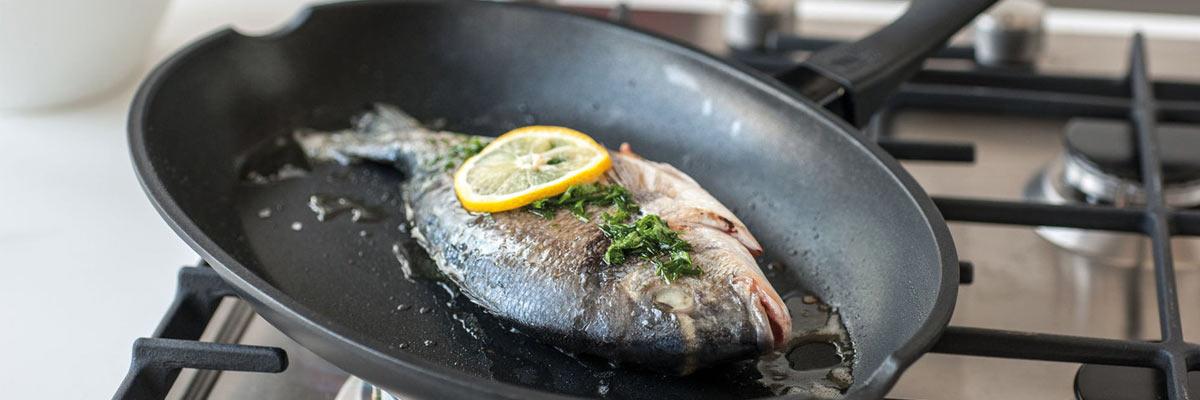 Een vispan kopen: waarom en waar op letten?