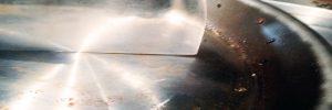 Is een kromgetrokken pan nog bruikbaar?