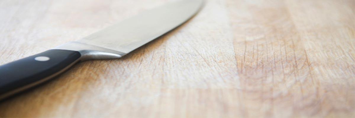 De beste snijplank is gemaakt van hout! Verschillende materialen getest