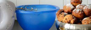 De beste frituurpan voor het bakken van oliebollen!