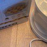 Schilmachine: voor het elektrisch schillen van groenten en fruit